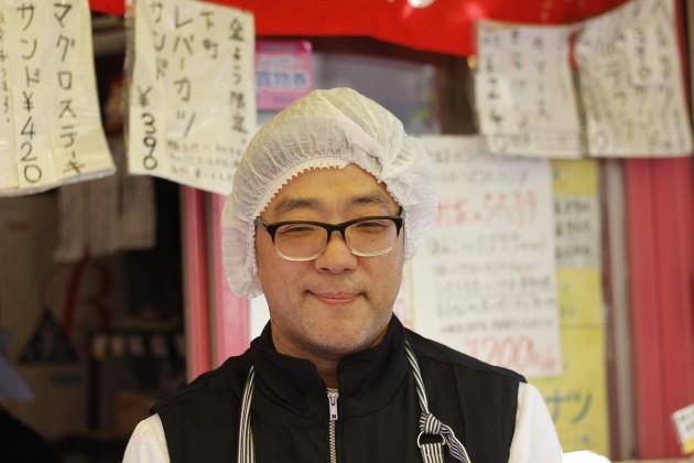 四代目窯元・内田秀司さん